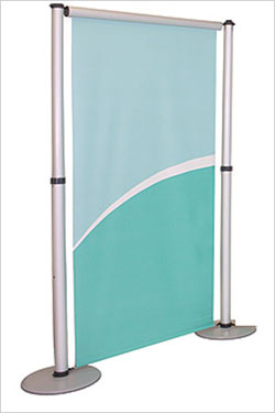 Half-Height Banner Stands